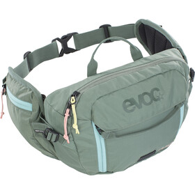 EVOC Hip Pack 3 l + Drinkblaas 1,5 l, olive